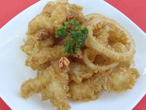 Shrimp Tempura Appetizer